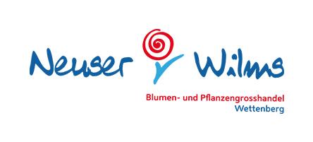 Logo Neuser und Wilms Blumen- und Pflanzengrosshandels