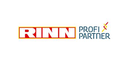 Logo für ausgezeichnete Rinn ProfiPartner